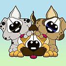 Puppy Love by Sarah Mokrzycki