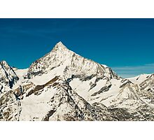 Weisshorn  Photographic Print