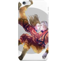 Give the Outer Limits My Regards iPhone Case/Skin