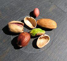 Go nuts! by rustumlongpig