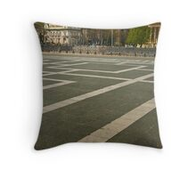 Budapest Architectural 01 Throw Pillow