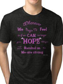 Hope Tri-blend T-Shirt