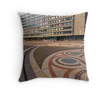 Budapest Architectural 03 Throw Pillow