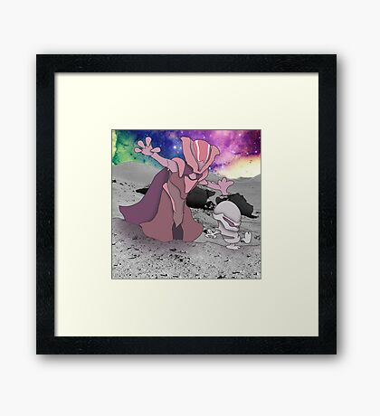 Wizard and Thrall Framed Print