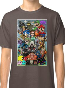 Video Game History Classic T-Shirt
