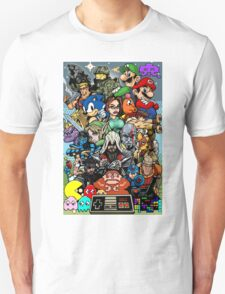 Video Game History T-Shirt