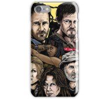Walking Dead  iPhone Case/Skin