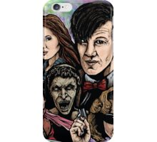 11th Dr. Who  iPhone Case/Skin