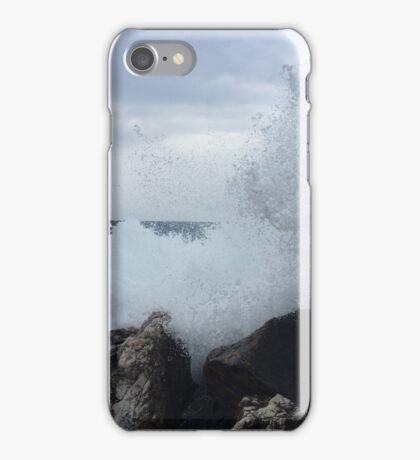 Ligurian Coast  iPhone Case/Skin