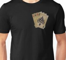 Four Aces Unisex T-Shirt