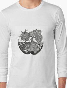 SACRED TREE Long Sleeve T-Shirt