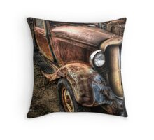 """Rotting Away"" Throw Pillow"