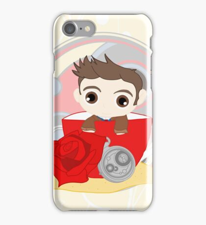 Rose Tea On The Beach iPhone Case/Skin