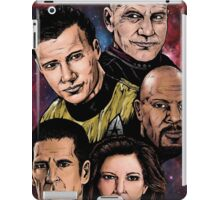 Star Trek Captains iPad Case/Skin