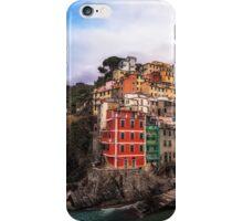 Colors of riomaggiore iPhone Case/Skin