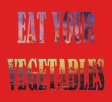Eat your vegetables Kids Tee