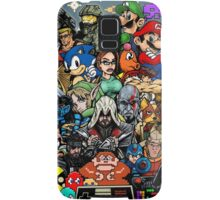 Video Game History Samsung Galaxy Case/Skin