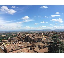 Under the Tuscan Sun 2 Photographic Print