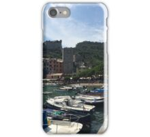 Portovenere, Italy iPhone Case/Skin