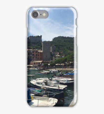Portovenere, Italy iPhone Case/Skin