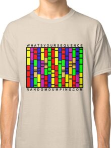 What's Your Sequence? Classic T-Shirt