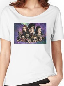 11th Dr. Who  Women's Relaxed Fit T-Shirt