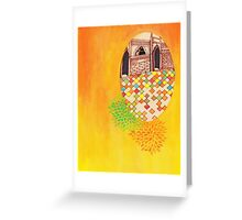 Haveli Greeting Card