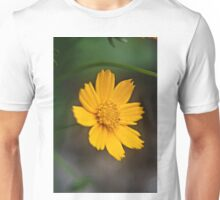 Yellow Daisy Summer Flower Unisex T-Shirt