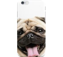 Just A Pug iPhone Case/Skin