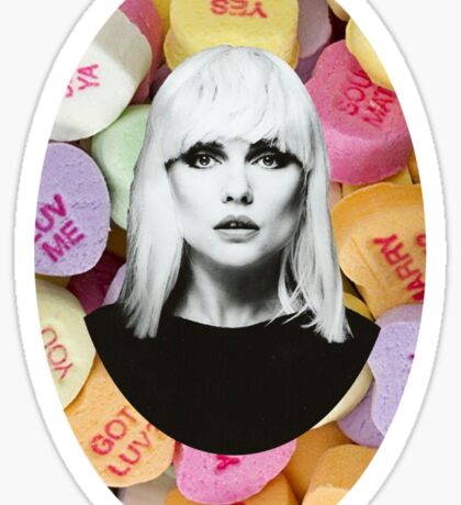 I Want Candy...Debbie Sticker