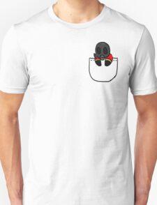 TeamFortress 2 Pocket Pyro (Red) Unisex T-Shirt