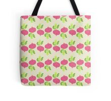 VEGETABLE-RADISH! Tote Bag