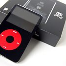 U2 Video iPod by HoltPhotography