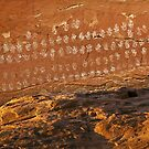 100 Hands Pictograph by Nolan Nitschke