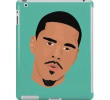 Hip Hop Portrait 3 iPad Case/Skin