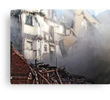 Tear Down the Arlington Canvas Print