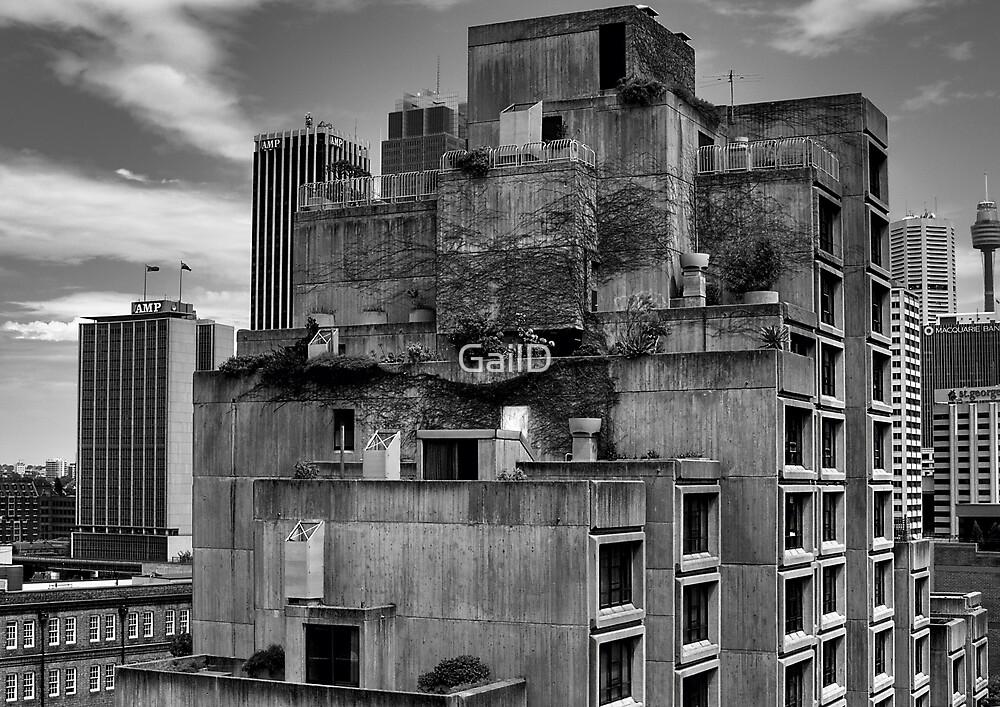 City Skyline by GailD