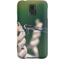 Dragonfly Damselfly Insect Photography Samsung Galaxy Case/Skin