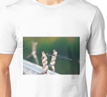 Dragonfly Damselfly Insect Photography Unisex T-Shirt