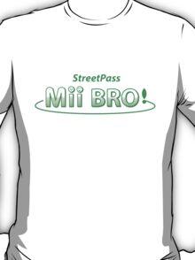 Streetpass Mii Bro! T-Shirt