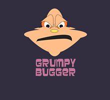 Grumpy Bugger Mens V-Neck T-Shirt
