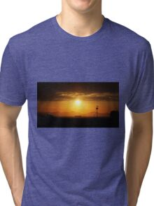 Sunrise in Sedona Tri-blend T-Shirt