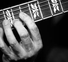 Guitar Hand by cinema4design