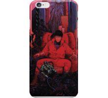 Akira Shotaro Kaneda  iPhone Case/Skin