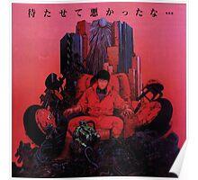 Akira Shotaro Kaneda  Poster