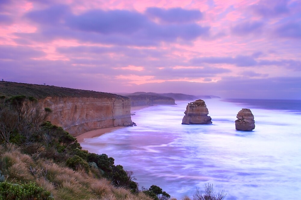Twelve Apostles by Alex Stojan
