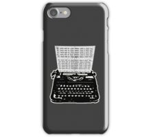 Jack's A Dull Boy iPhone Case/Skin