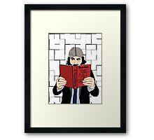 "Brian ""Q"" Quinn Impractical Jokers Framed Print"