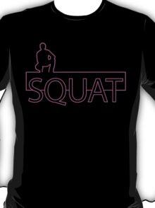 Line 1.a - Squat! T-Shirt