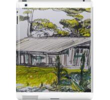 Joss and Kamal's Denmark Paradise iPad Case/Skin